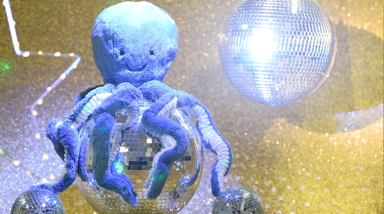 ośmiornica disco
